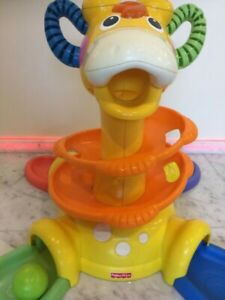 Fisher Price musical ball roller around toy for toddler CLEARANCE SALE