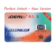 Neueste 2017 ideal Unlock Turbo SIM Handy Karte passend für iPhone x 8 7 Plus 6S 5 LTE