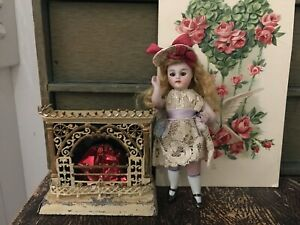 antique dollhouse doll