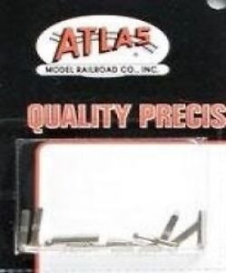 Atlas #551 Transition Rail Joiners - Connects HO Scale Code 83 to Code 100 Rails