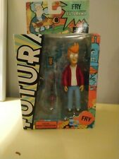 Futurama Fry Figure-Toynami 2009 USED