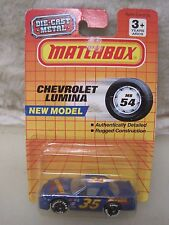 1990 Matchbox Chevrolet Lumina Stock Car A5809