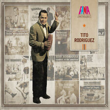 Tito Rodriguez, FANIA Anthology 2 CD Set New And Sealed