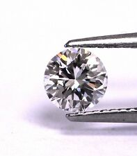 GIA loose certified .38ct VVS2 H round diamond 4.64-4.70x2.84mm vintage estate