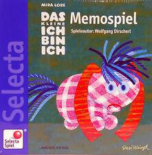 Selecta 3501 Memospiel Das kleine Ich bin Ich Holz ab 4 Jahre Neu und OVP