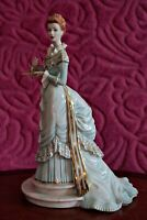 MADAME OLENSKA FROM THE AGE OF INNOCENCE IN PORCELAIN Figurine