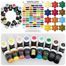 25g Sugarflair Concentrated Food Colouring Buy 3 get 2 FREE