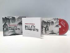CAPOSSELA VINICIO BALLATE PER UOMINI E BESTIE CD NUOVO
