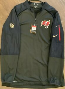 Tampa Bay Buccaneers Tom Brady Salute To Service Sideline Authentic Jacket L