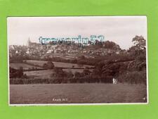 Knole Hill Nr Sevenoaks ? unused RP pc Wells Camburn Ref C236