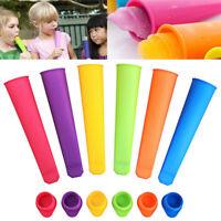 5 Stücke Silikon Push Up Gefrorene Stick Eis Joghurt Jelly Lolly MakerTPI