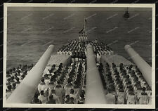 Panzerschiff Deutschland-Gottesdienst-Barcelona-Spanien-guerra civil-11