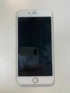 Apple iPhone 6S Plus 16 GB Rose Gold Mobile Phone MKVU2LL/A Working