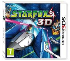 Starfox 64 3D Nintendo 3DS Very Good Condition