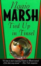 Tied up in Tinsel by Ngaio Marsh (1999, Paperback) Cozy Mystery