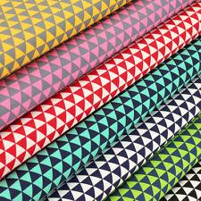 Quilting Geometric Fabrics