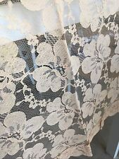 Vintage Colonial Lace Tablecloths, NEW 70 X 144 Oval/Harbox3,05