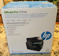 NEW OPEN BOX HP X476DW MFP PRINTER