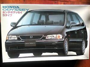 1/24 scale Fujimi Honda Odyssey (plastic kit)