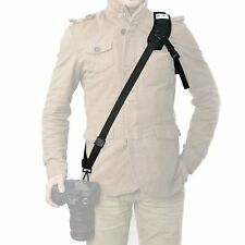 Movo NS3 Rapid Action Over-The-Shoulder Camera Sling Strap w/ Quick Release Clip