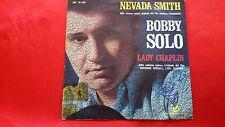 Disco 45 giri -  BOBBY SOLO - Nevada Smith - colonna sonora - 1961