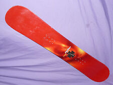 RIDE Control All-Mountain SNOWBOARD 149cm no bindings Think SNOW ❅ ❅ ❆