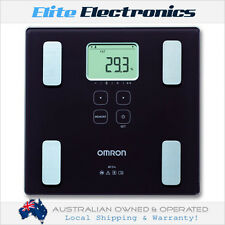 OMRON BF214 (HBF214AU) BODY WEIGHT FAT COMPOSITION BMI MONITOR & SCALE