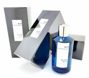 Mancera - Silver Blue - Exclusive - 120mL 4.0oz - New and Sealed!