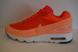 Nike Air Max BW Ultra neonrot weiss  Gr.38,5