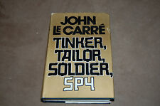 Tinker Tailor Soldier Spy by John Le Carre  First Edition 1974 1st Hardcover