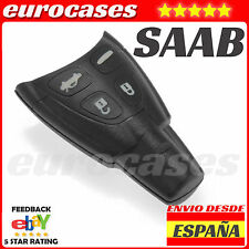 SAAB4 CASE KEY Cover SAAB 93 95 CAR 4 BUTTONS CHANGE NEW SPARE