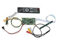 HDMI AV Remote LCD Controller Board For AT065TN14 AT070TN92 800x480 50Pin Screen
