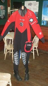 Brand-New Northern Diver Voyager Drysuits ladies' sizes