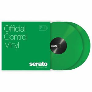 Serato Performance Control Vinyl Grün (paar)