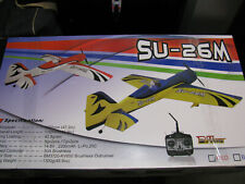 dynam model dy8948 - SU-26M RC Airplance kit