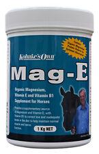 Mag-e 1kg Kohnke's Own Horse Equine Health Supplement Magnesium Vitamin E B1
