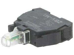 ZBVM1 Illuminating unit; 22mm; Illumin: LED; front; 230÷240VAC 25÷70°C 'UK'
