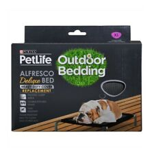 Petlife Alfresco Deluxe Dog Bed Replacement Cover Xlarge
