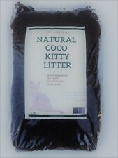 Natural Coco Kitty Litter, 10 lb (Chemical & Fragrance Free)
