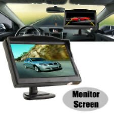 5 Inch HD 800x480 Car Parking LCD TFT LED Mini Rear View Reverse Monitor Kit