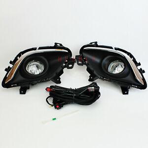 For 2013 2014 2015 Mazda 6 Aftermarket Bumper Fog Lights Driving Lamps /1Set