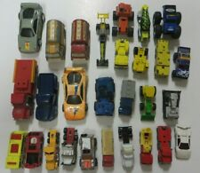 Vintage 70's Lot Toy Cars Trucks Diecast Metal Tootsietoy Hot Wheels Arco Mattel
