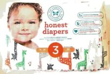 The Honest Company Disposable Baby Diapers Giraffes Size 3 34 ct