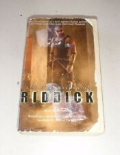 The Chronicles of Riddick by Alan Dean Foster (2004, Paperback)