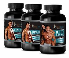 Testosterone Booster 742 - Potency Man + LONGJACK - Male Enhancements (1+2)
