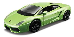 Lamborghini Gallardo LP560-4 Green scale 1:3 2 From Bburago