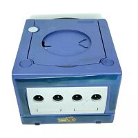 Pokemon XD Nintendo GameCube Indigo Console Only DOL-001 TESTED MISSING COVER