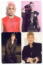 LOT4 NU'EST BaekHo Official Photo Card Face SLEEP TALKING Hello Ver.A + B NUEST