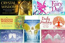 Various Mini Affirmation cards Angel Oracle Positivity Spiritual Guidance