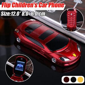 Car Children Cartoon Personality Running Lantern Flip Student Mobile Phone